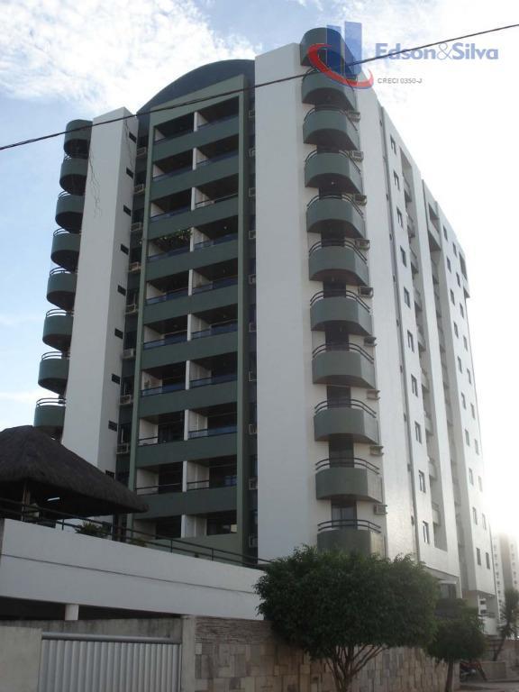 Apartamento com 162 m², 4 quartos sendo 2 suítes à venda, Intermares, Cabedelo.