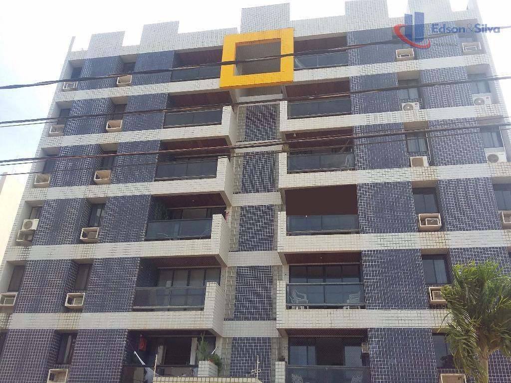 Apartamento com 3 dormitórios à venda, 90 m² por R$ 239.000 - Intermares - Cabedelo/PB