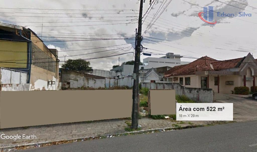 Terreno comercial à venda, João Pessoa.
