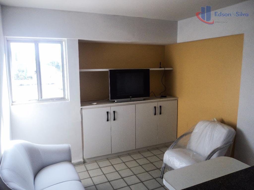 Apartamento residencial para venda e locação, MOBILIADO, Bessa, João Pessoa.