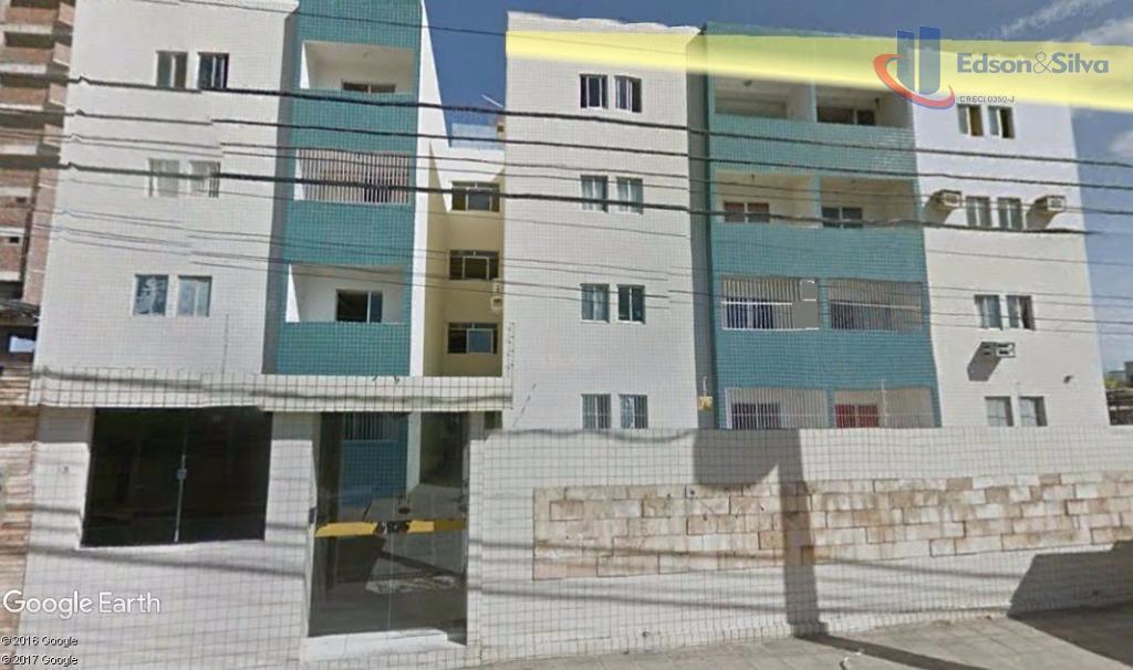 Apartamento 3 quartos à venda, Aeroclube, João Pessoa.