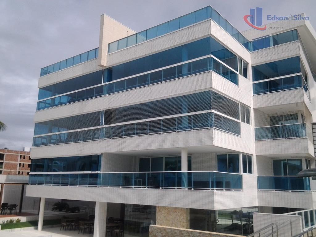 Apartamento residencial à venda, Ponta de Campina, Cabedelo.