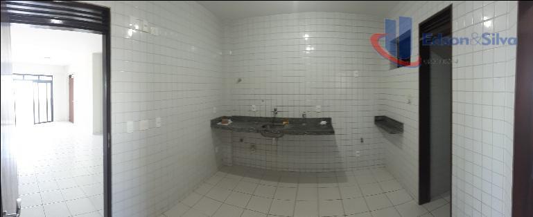 Apartamento residencial para venda, Ponta de Campina, Cabedelo.