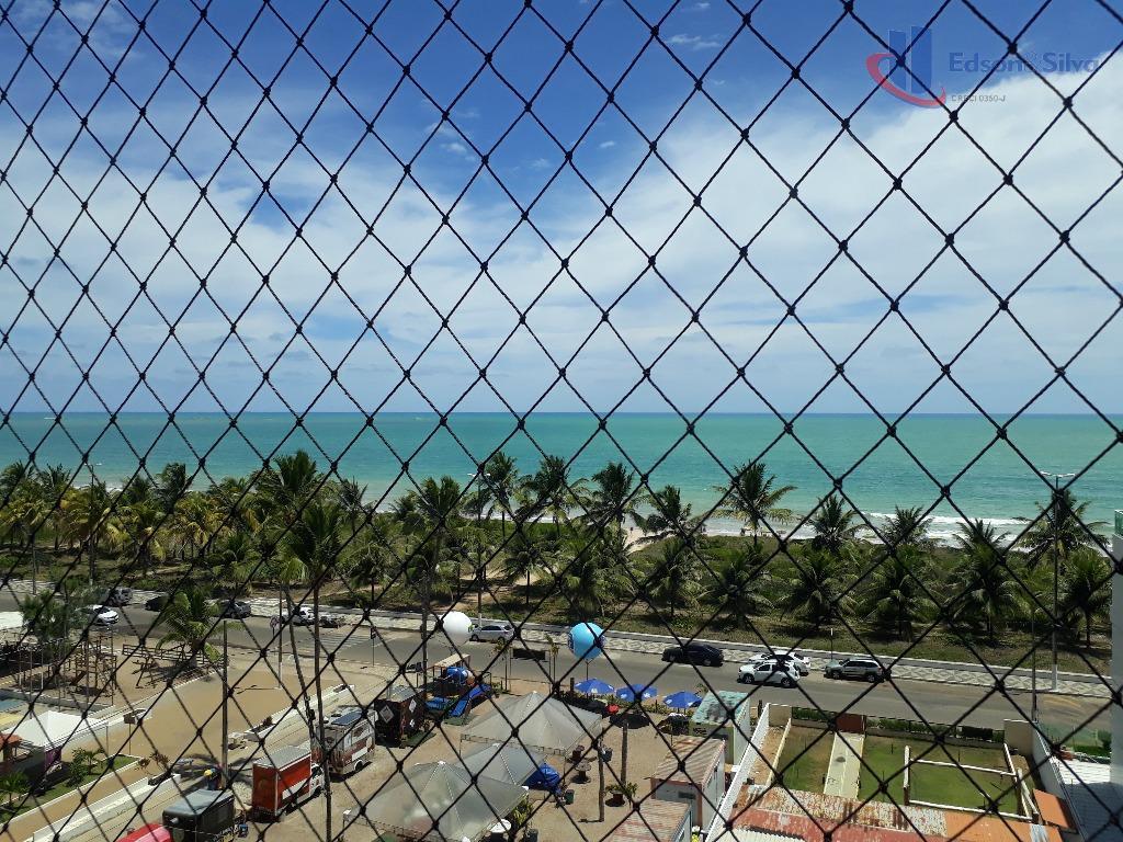 Apartamento com vista para o mar à venda, Intermares, Cabedelo.