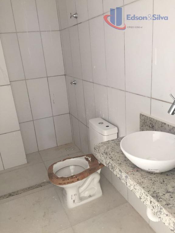 Flat residencial à venda, Ponta de Campina, Cabedelo.