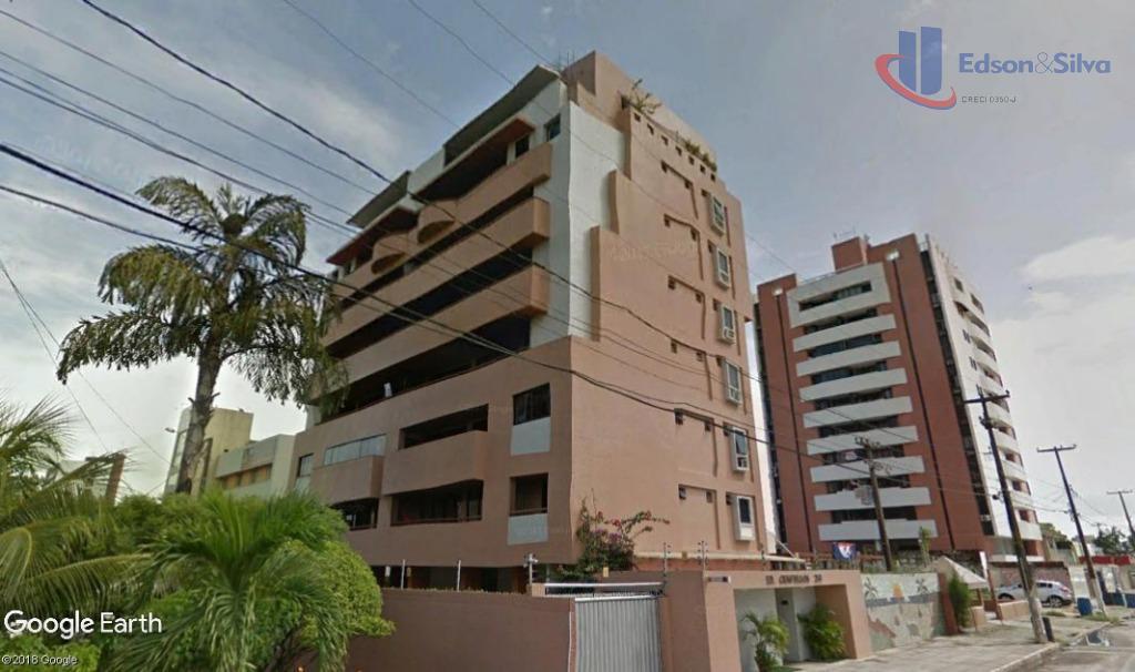 Apartamento com 135 m² à venda, Intermares, Cabedelo.