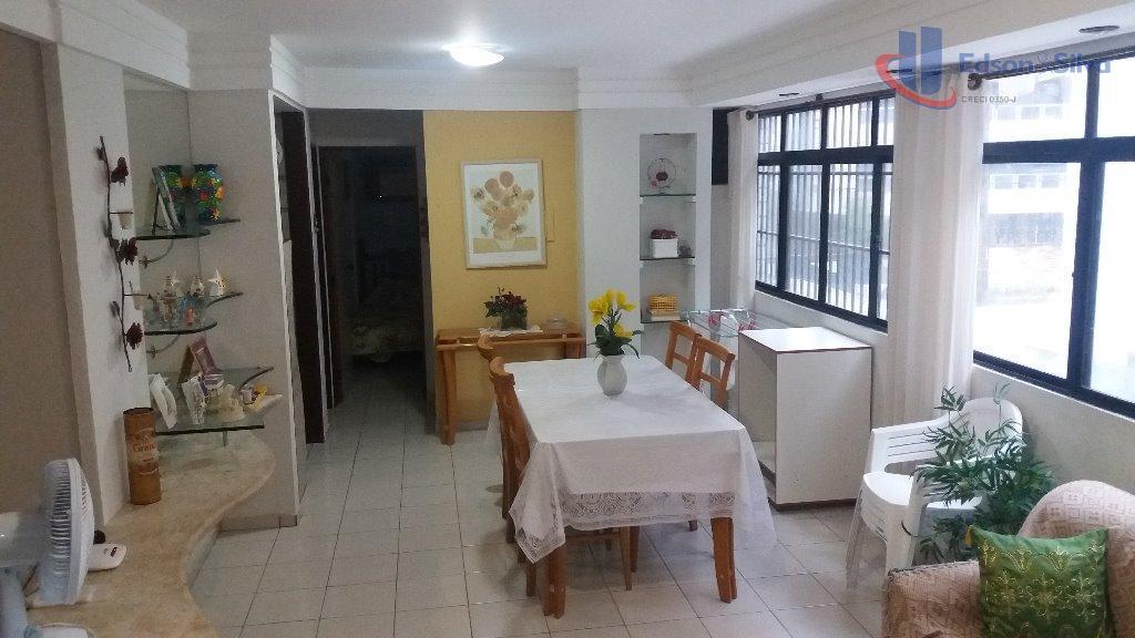 Apartamento residencial para venda e locação (MOBILIADO para locação), Intermares, Cabedelo - AP0531.