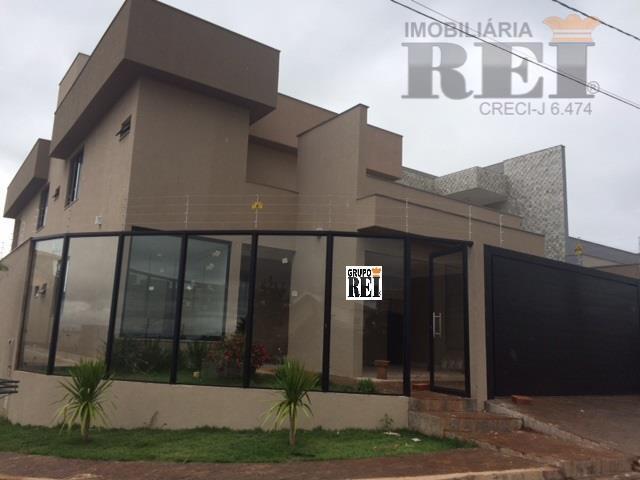 Sobrado  residencial à venda, Residencial Interlagos, Rio Verde.