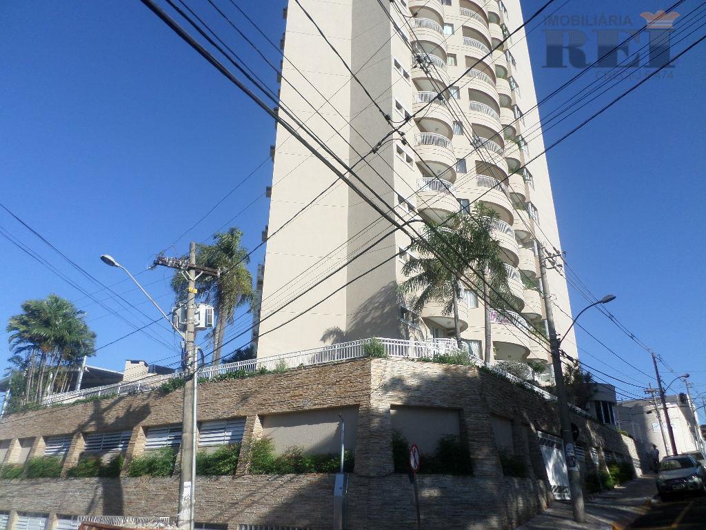 Apartamento  residencial para locação, Setor Central, Rio Verde.