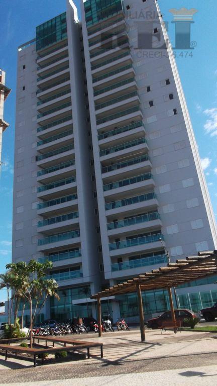 Apartamento  residencial para locação, Residencial Interlagos, Rio Verde.