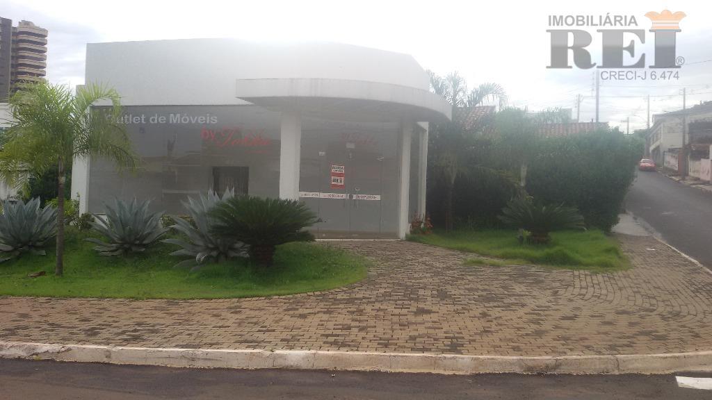 Ponto comercial para locação, Setor Central, Rio Verde.