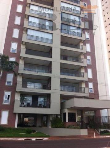 Apartamento  residencial à venda, Parque Solar do Agreste A, Rio Verde.