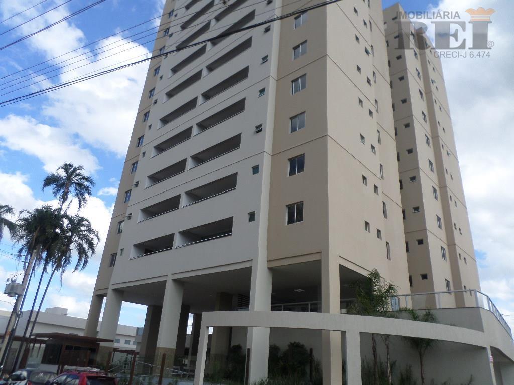 Apartamento residencial para locação, Parque Solar do Agreste, Rio Verde.