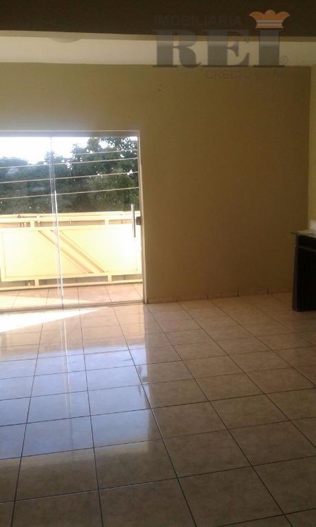 Apartamento residencial para locação, Jardim Goiás, Rio Verde.