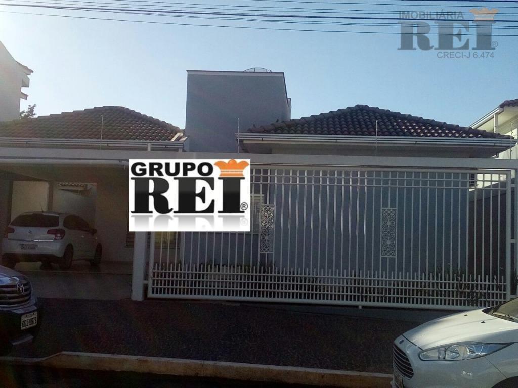Casa residencial à venda, Residencial Araguaia, Rio Verde.