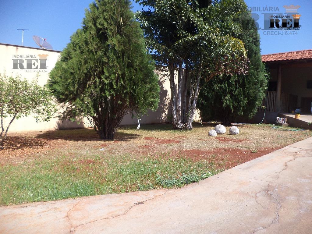 Casa residencial à venda, Jardim Presidente, Rio Verde.