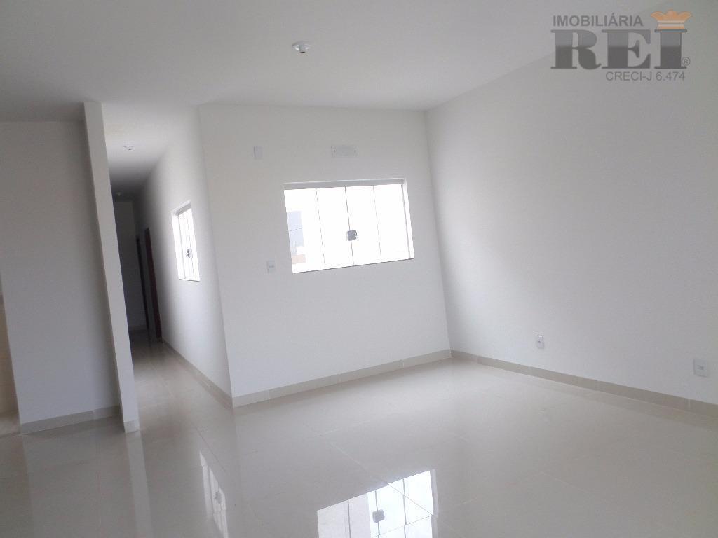 Apartamento residencial à venda, Residencial Interlagos, Rio Verde.