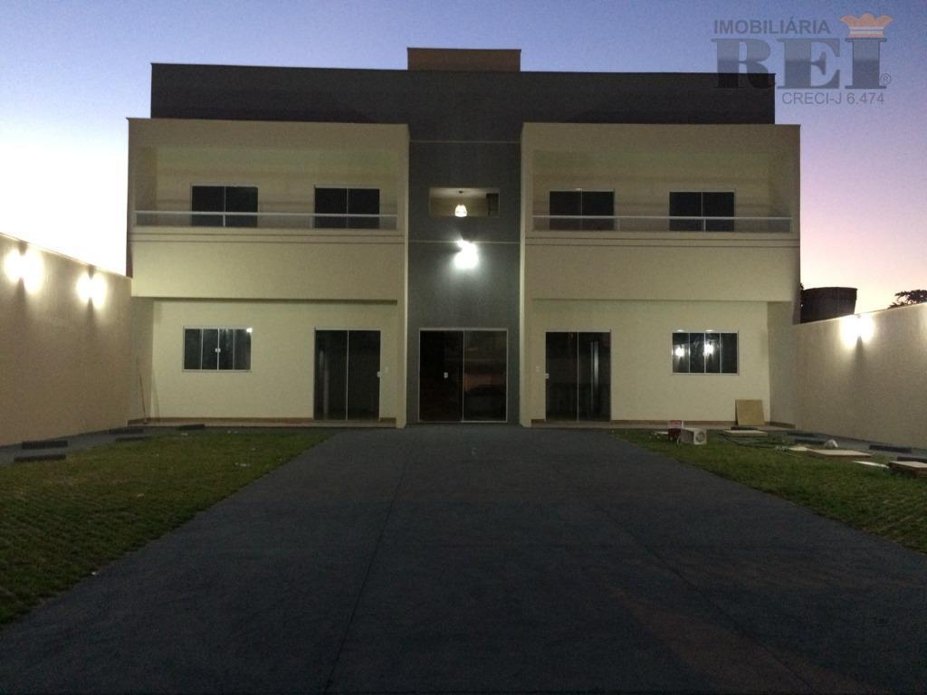 Apartamento residencial à venda, Lourdes, Rio Verde.