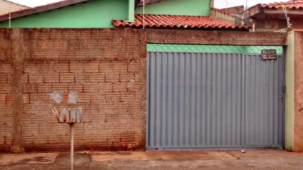 Casa residencial para locação, Residencial Veneza, Rio Verde.