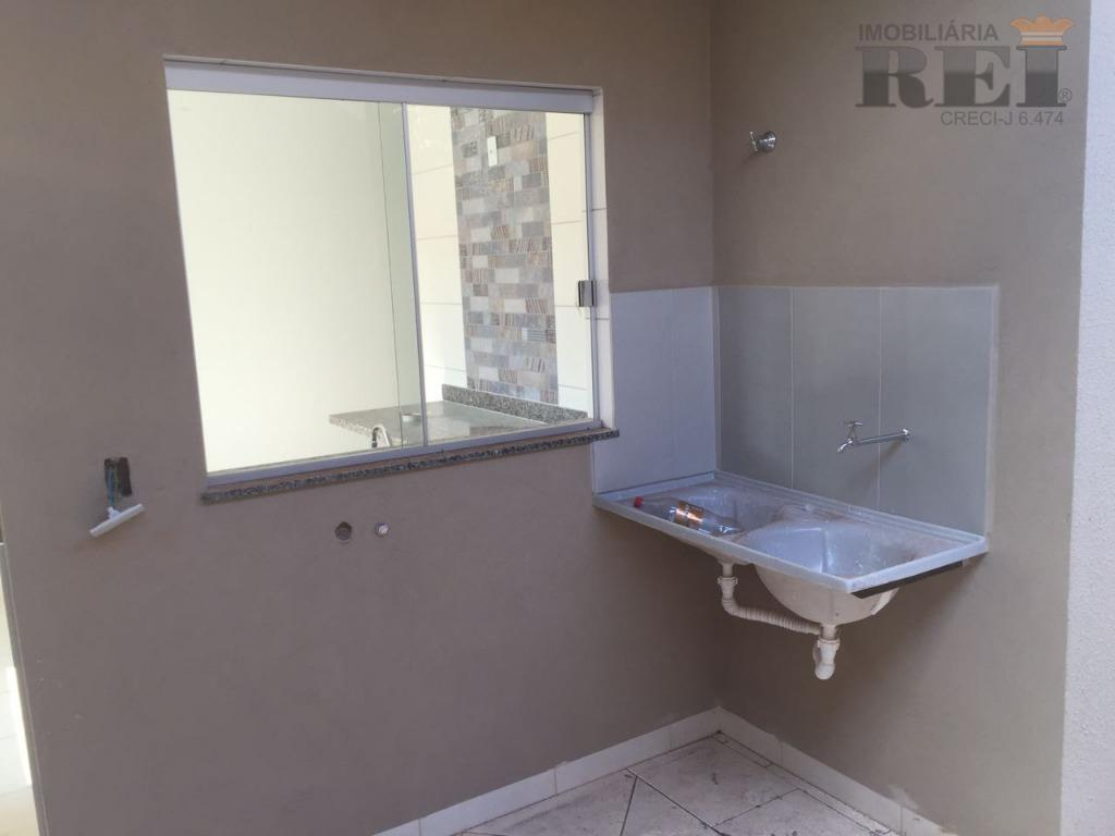 Casa residencial à venda, Residencial Arco Iris, Rio Verde.