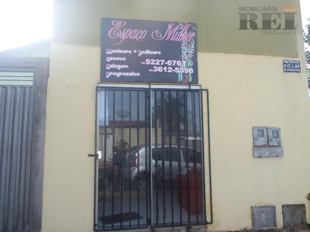 Ponto comercial para locação, Loteamento Gameleira, Rio Verde.