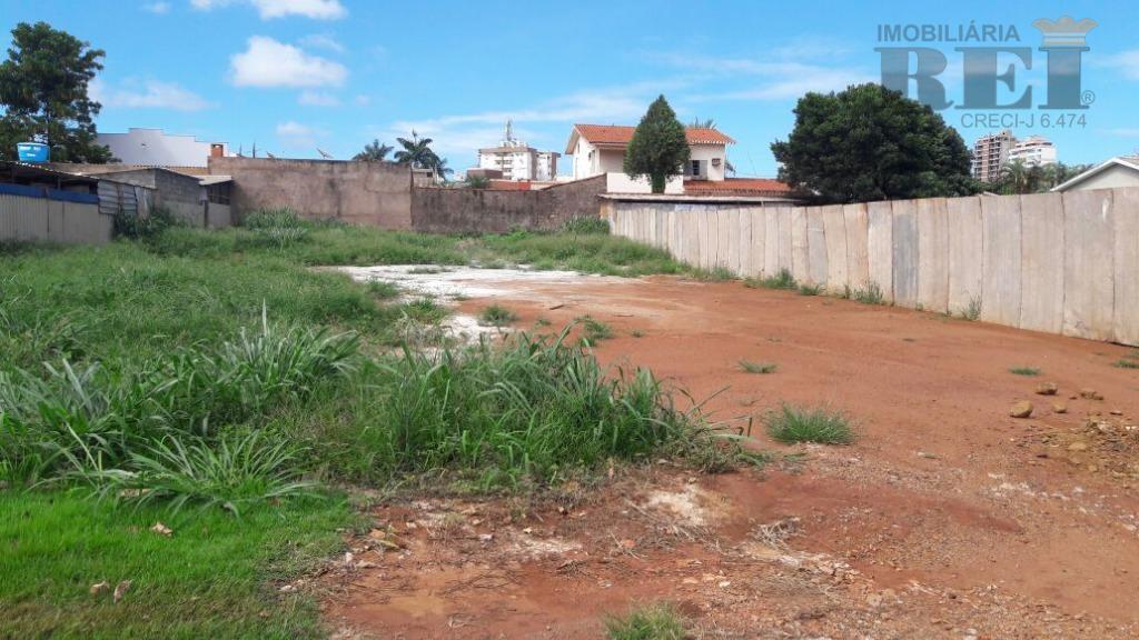 Terreno residencial à venda, Parque Solar do Agreste A, Rio Verde.