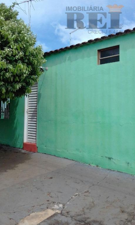 Casa residencial à venda, Setor Morada do Sol, Rio Verde.