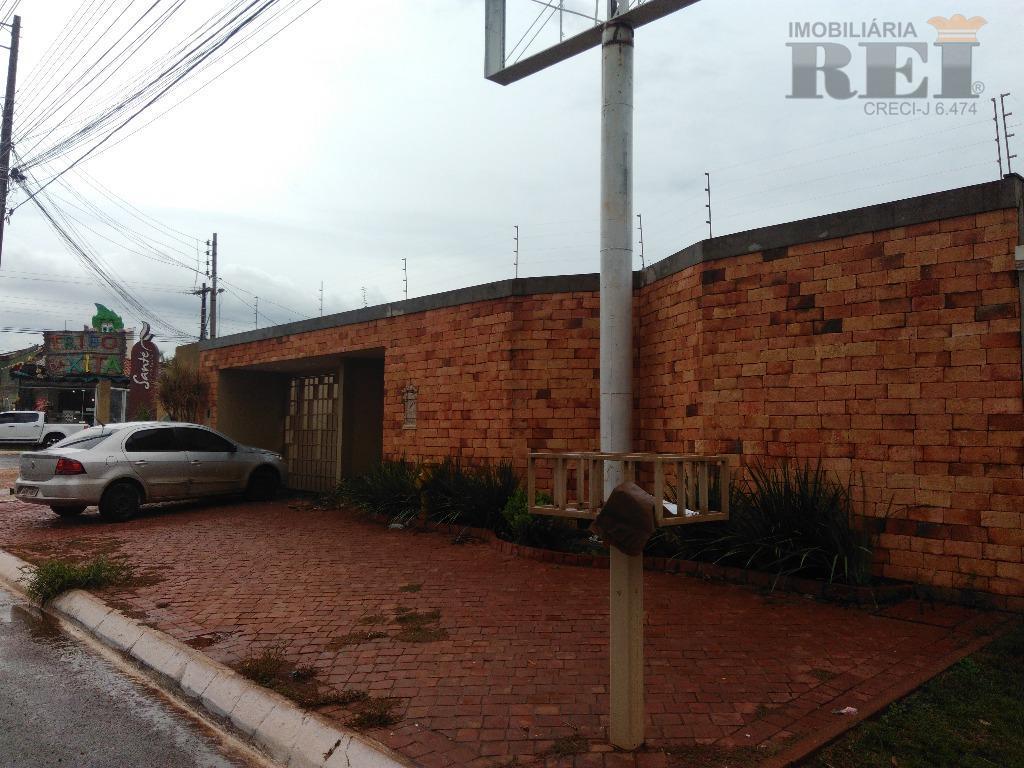Ponto comercial para locação, Parque dos Buritis, Rio Verde - PT0046.