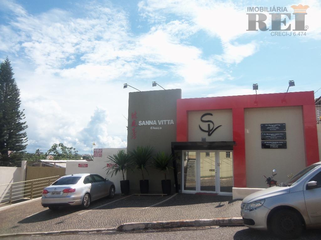 Sala comercial para locação, Setor Central, Rio Verde.