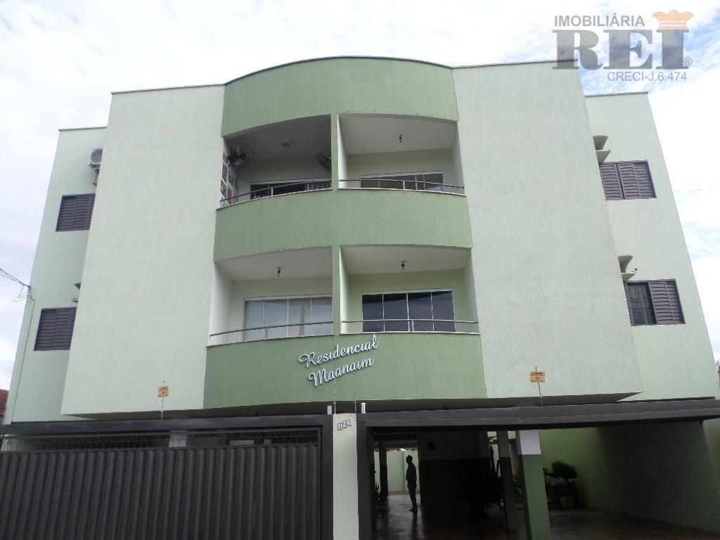 Apartamento residencial para locação, Vila Santo Antônio, Rio Verde.