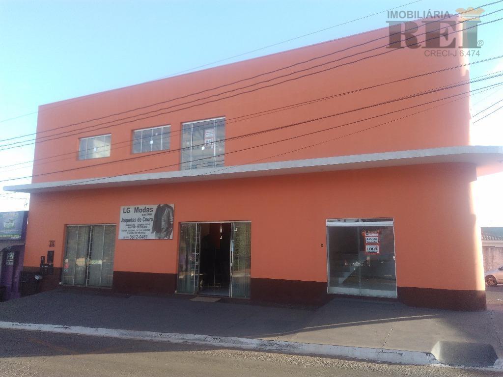 Ponto comercial para locação, Jardim Goiás, Rio Verde.