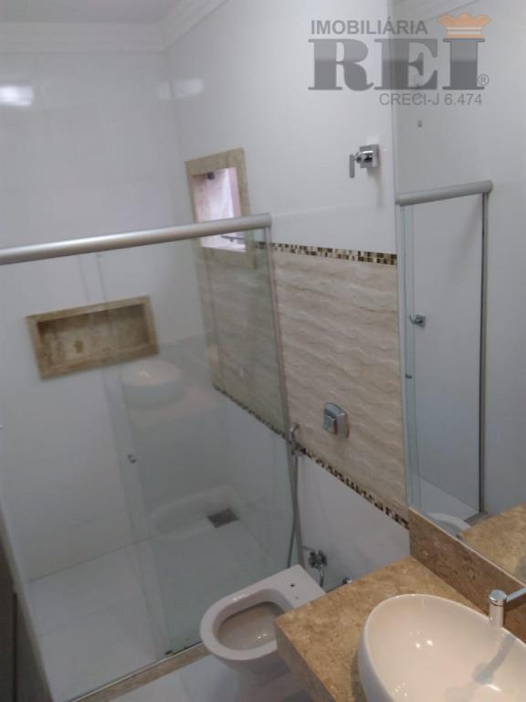 Casa residencial à venda, Residencial Interlagos, Rio Verde. CA3029