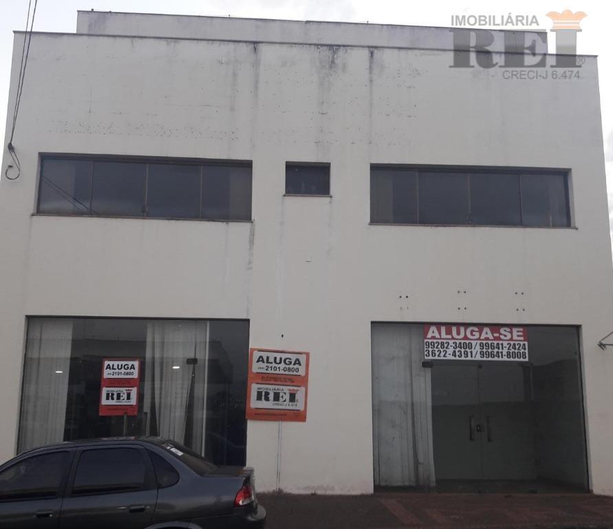 Prédio comercial para locação, Odília, Rio Verde.