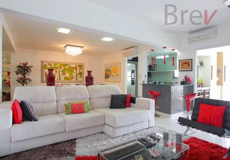Apartamento alto padrão venda e locação no Brooklin. 2 dormitórios (2 suítes), 2 vagas.