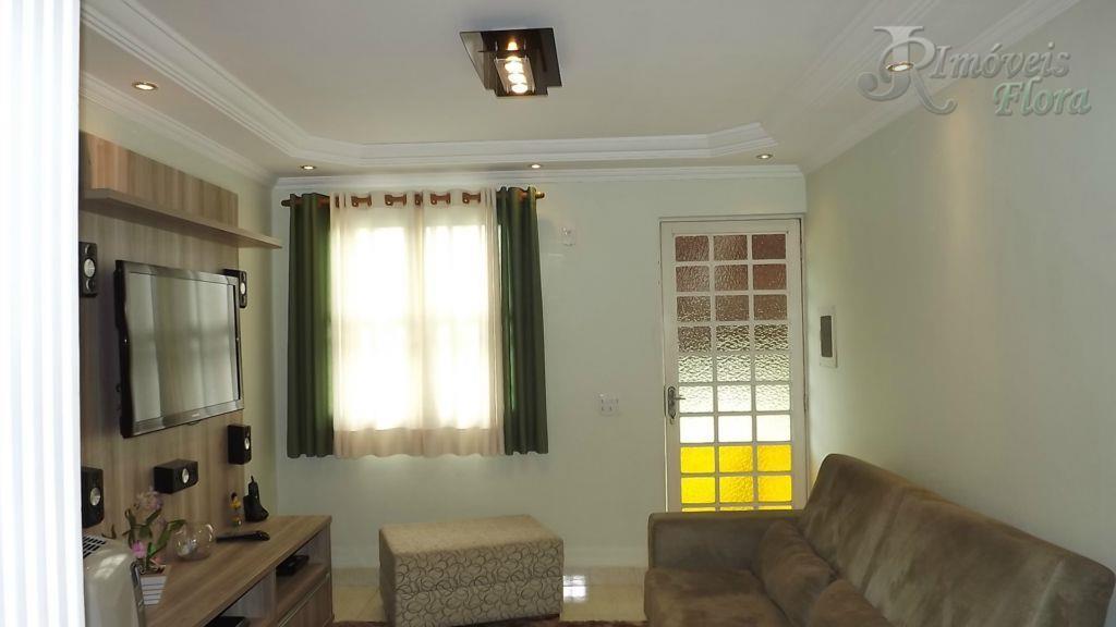 Apartamento residencial à venda, Residencial Villa Flora, Sumaré.