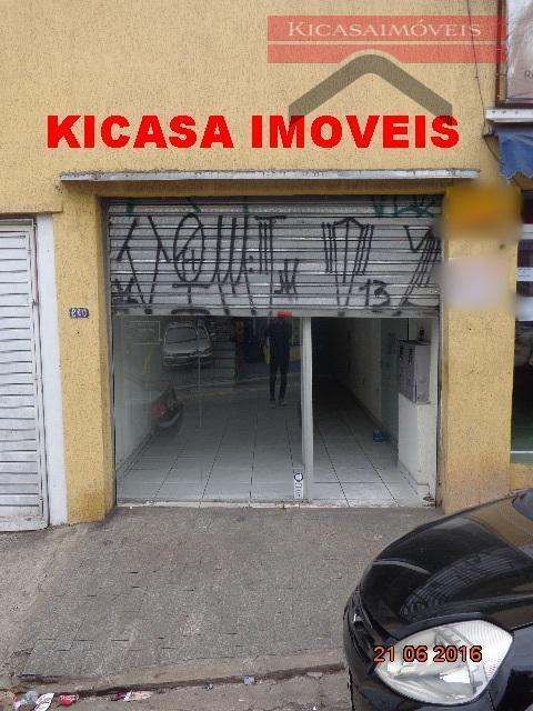 Salão  comercial para locação, Vila Perus, São Paulo.