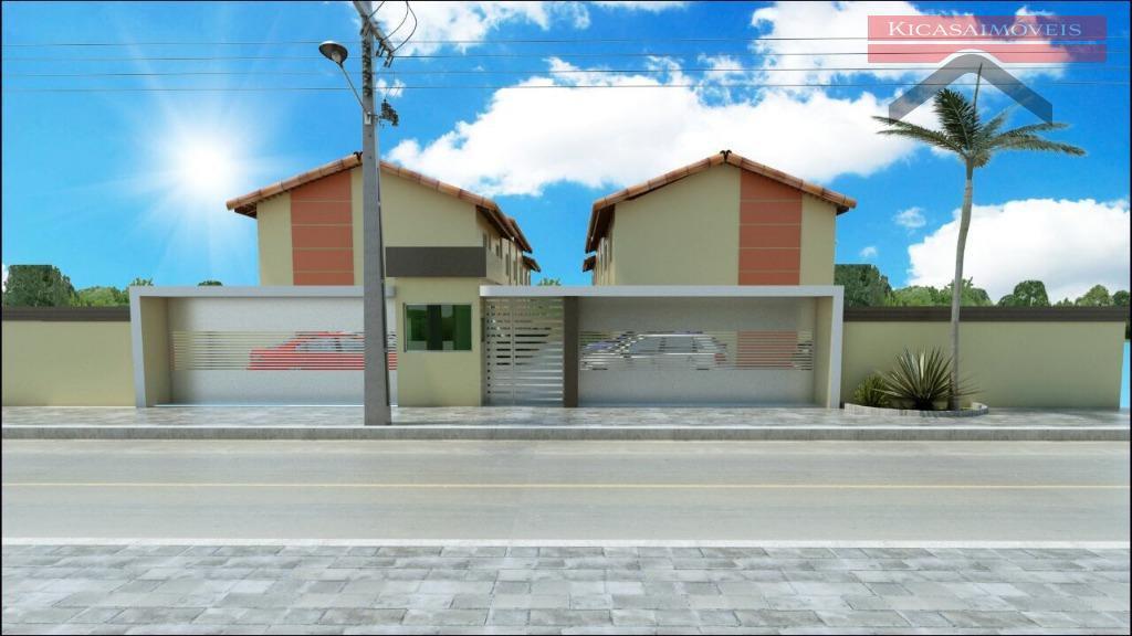 Casa residencial à venda, Belas Artes, Itanhaém.