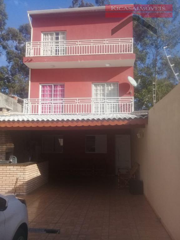 Sobrado residencial à venda, Caieiras.