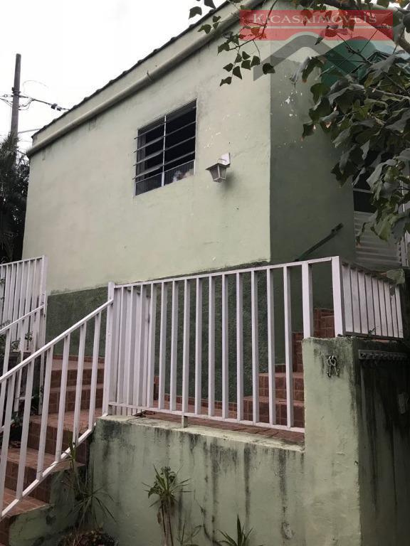 Casa residencial à venda, Vila Perus, São Paulo.