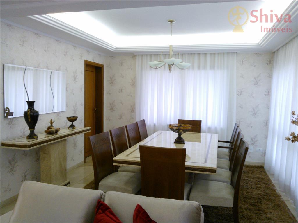 Apartamento excepcional, 3 suítes, 257m², à venda na Penha, SP
