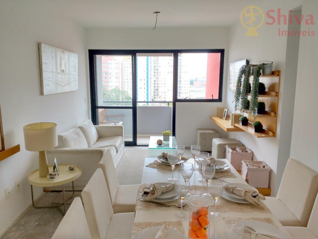 Apartamento novo, 3 quartos (1 suíte), à venda na Penha SP