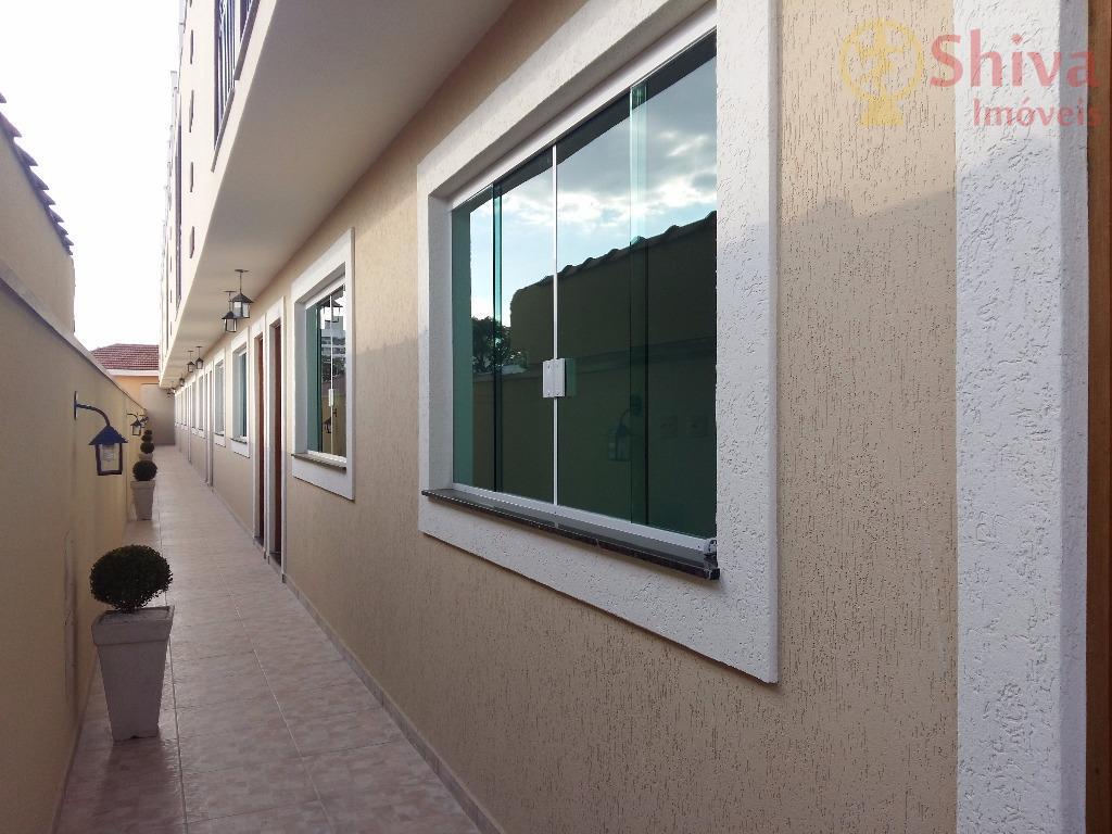 Sobrado em condomínio, 2 suítes, terraço gourmet, à venda na Penha, SP
