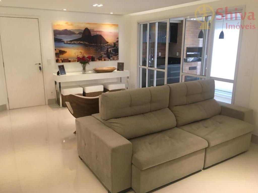 Apartamento de alto padrão IMPECÁVEL à venda no centro da Penha, SP