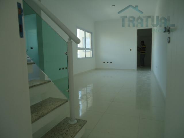 Apartamento residencial à venda, Vila Curuçá, Santo André - CO0120.