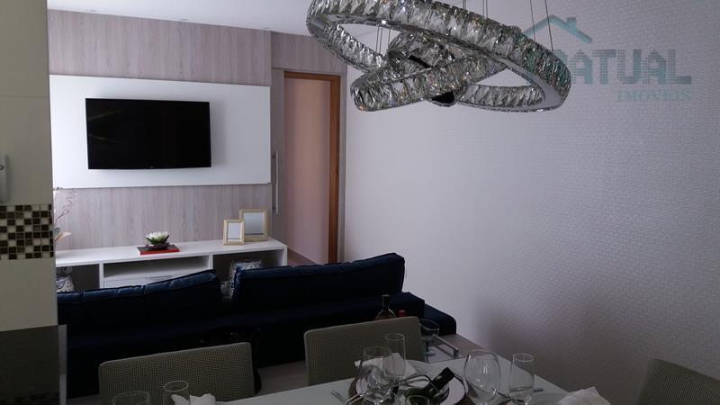 abaixou !!! excelente apartamento sem condomínio de 85 m², todo planejado e mobiliado, acompanha todos os...