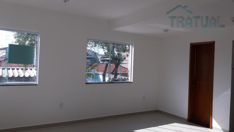 Sobrado residencial à venda, Santa Maria, Santo André.