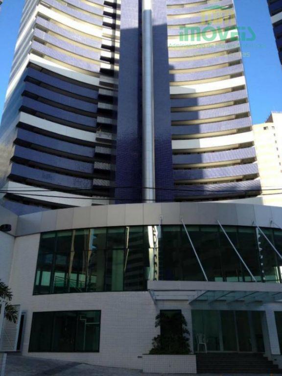 Lindo apartamento de 02 quartos próximo a Beira Mar!
