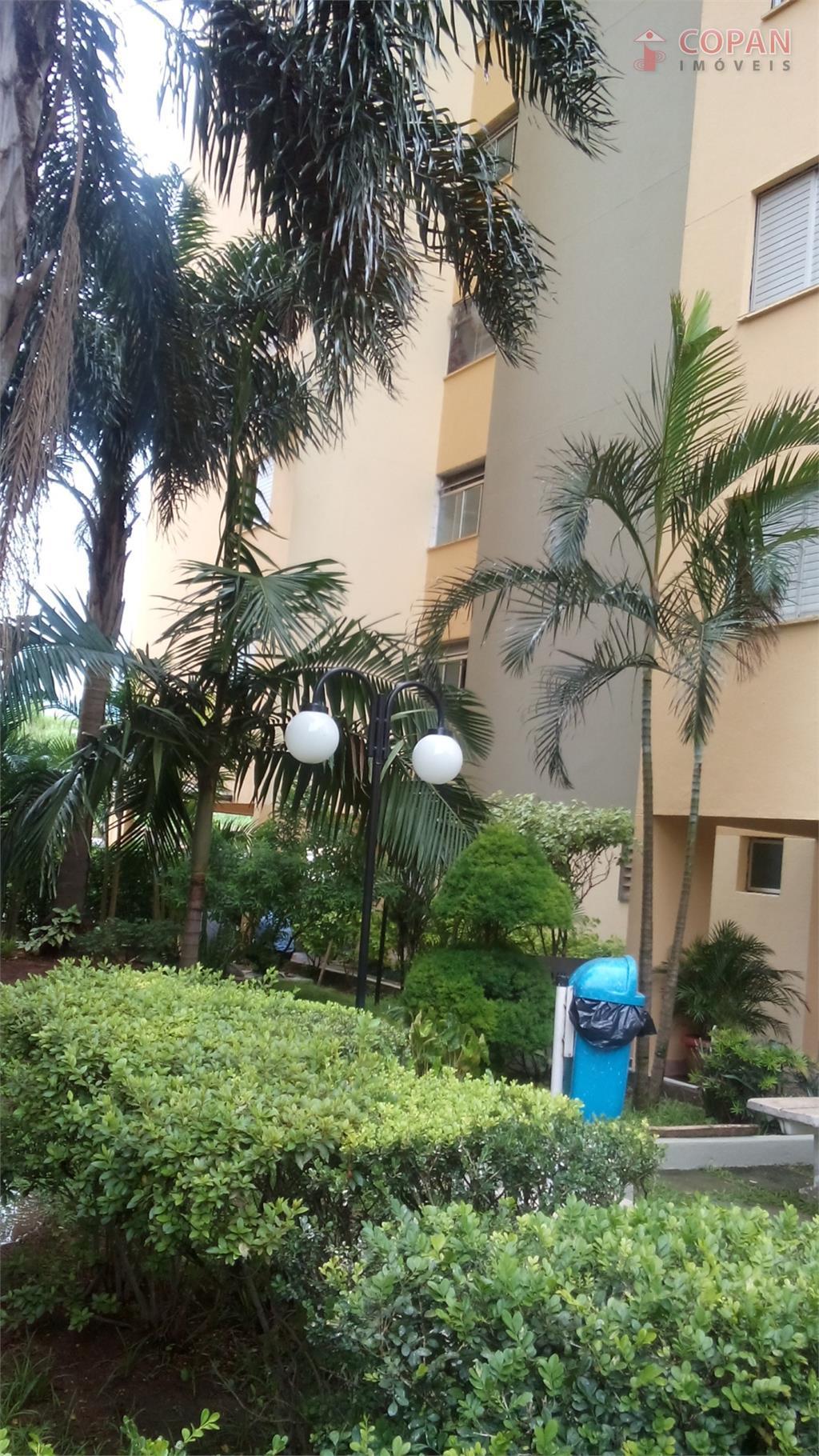Ref 12504 Apartamento  residencial à venda, Jardim Santa Terezinha