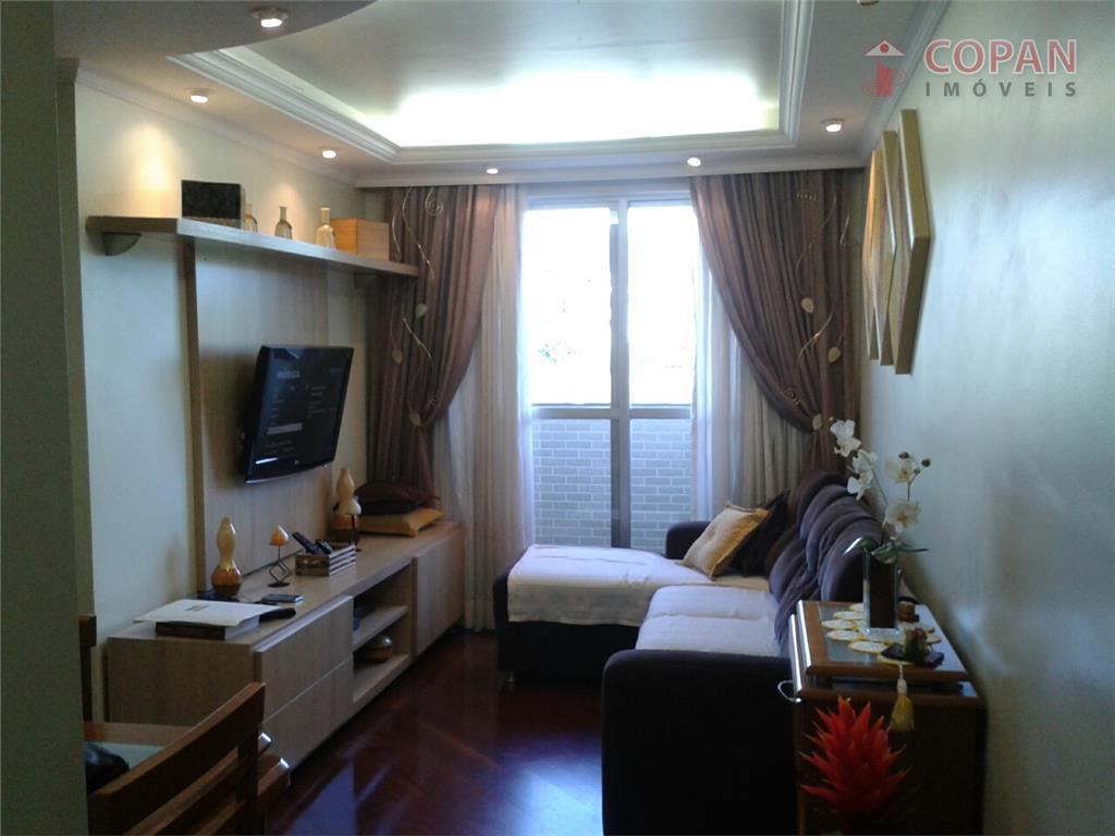 Ref 12513 Apartamento  residencial à venda, Jardim Santa Terezinha