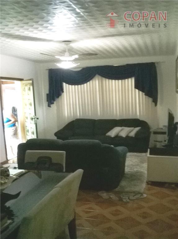 REf 12102 Sobrado  residencial à venda, Jardim Ipanema (Cidade Líder)